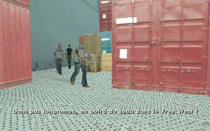 The Da Nang Thang GTA San Andreas (adversaires)