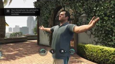 GTA V PS4 - Yoga Minigame