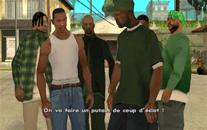 Los Sepulcros GTA San Andreas (ambition)