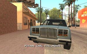 Tagging Up Turf GTA San Andreas (fuite)