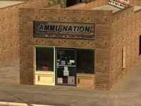 Ammu-Nation (SA - El Quebrados)