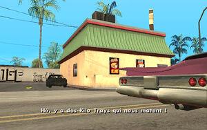 Drive-Thru GTA San Andreas (Ballas)