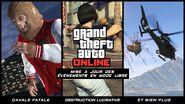 Couverture événements en mode libre GTAO