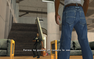 End of the Line GTA San Andreas (ordre)