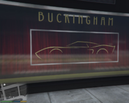 Carro da buckingham