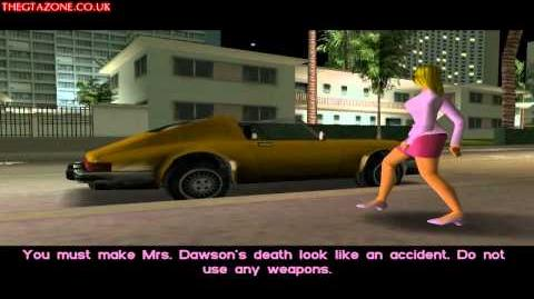 GTA Vice City - Mission 9 - Waste The Wife (HD)