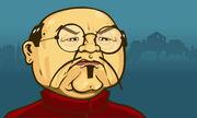Mr. Wong (CW - art)