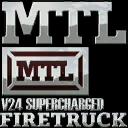 Firetruck badges