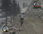 GTASA Gameplay Mountain Bike