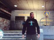Niko a South Bohani rendőrkapitányságnál