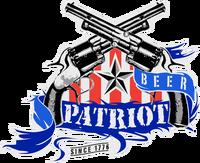 Patriot Beer (logo)
