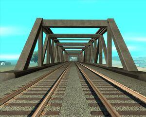 9а. Мост над заливом. Тьерра Робада