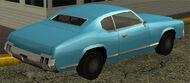 Sabre GTA San Andreas (vue arrière)