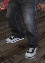 SubUrban (V - Dwutonowe buty skejtowskie)