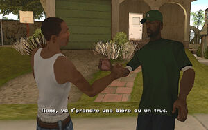 Tagging Up Turf GTA San Andreas (récompense)