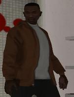 Victim (SA - Kurtka z kapturem)