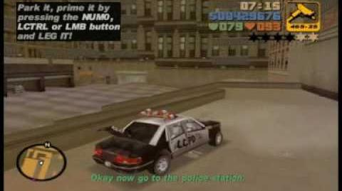 Grand Theft Auto 3 (PC) Mission 35 - Kanbu Bust-out