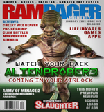 Rampager Monthly (V)