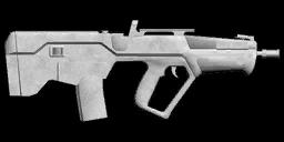 Advanced Rifle Beta GTA V