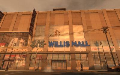 Big Willis Mall (IV)