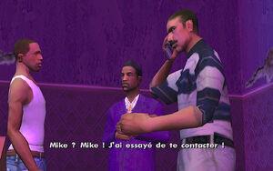 Mike Toreno (mission) GTA San Andreas (appel)