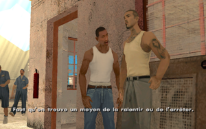 Puncture Wounds GTA San Andreas (objectif)