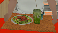 Burger Shot GTA San Andreas (menu salade)