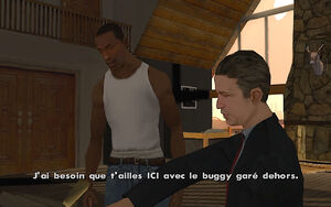 Interdiction GTA San Andreas (consigne)