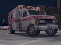 GTA 3 ambulance