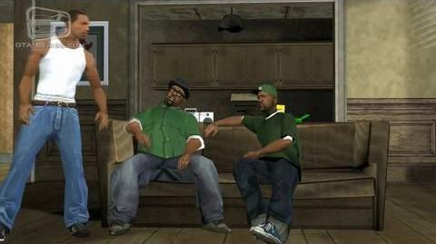 GTA San Andreas - Walkthrough - Mission -26 - Reuniting the Families (HD)