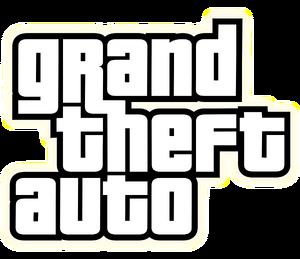 Логотип Grand Theft Auto, вселенная HD