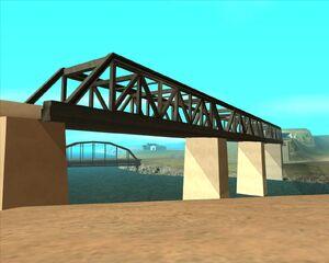 9. Мост над заливом. Тьерра Робада