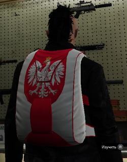 Chute bag Poland