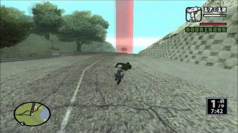 GTA San Andreas. Прохождение Побей петуха (Паломино-Крик)