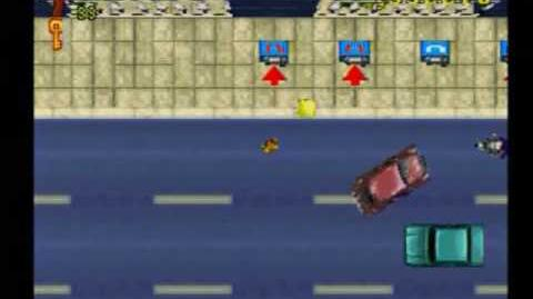 Grand Theft Auto LC 1 Left Phone