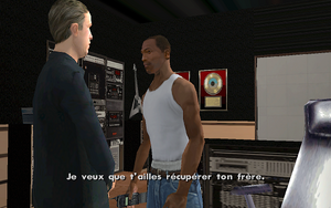 Home Coming GTA San Andreas (consigne)