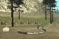 Mount Chiliad (base) GTA San Andreas