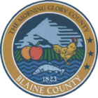 Seal of Blaine County