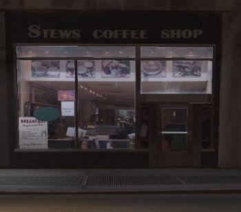 Stews Coffee Shop (IV)