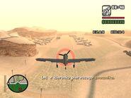 Szkoła pilotażu (Lądowanie samolotem - 2)