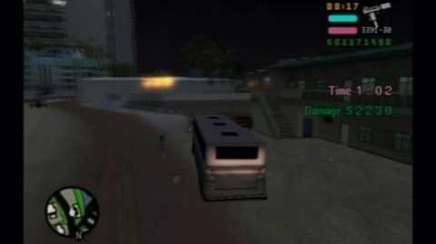 GTA Vice City Stories - Crash!