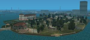 Starfish Island (GTAVC)