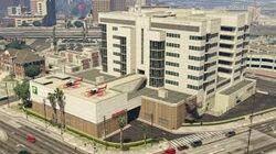 Central Los Santos Medical Center (V)