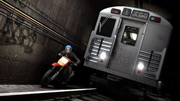 Gta iv subway official