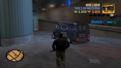 GTA III- Serviço De Escolta (PT-BR)