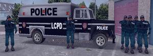 SWAT GTA III(enforcer)