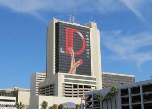 Отель D Лас-Вегас