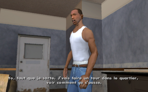 End of the Line GTA San Andreas (fin)