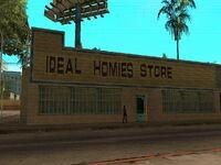 Ideal Homies Store (SA)