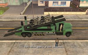 Cop Wheels GTA San Andreas (fin)